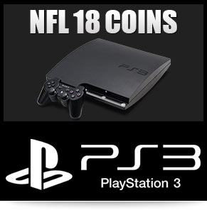 NFL 18 PS3 COINS