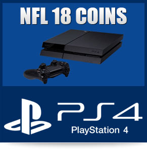NFL 18 PS4 COINS