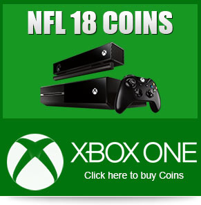 NFL 18 XBOX ONE COINS